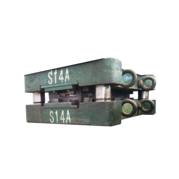 S14A Mold heat exchanger for needs cooling