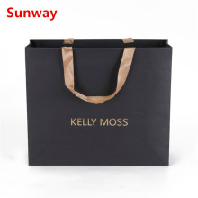 High end shopping paper bags