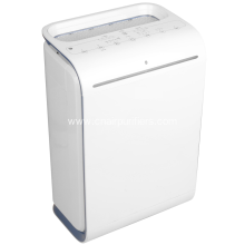 air purifier in humidifying