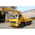 2019 New Dongfeng D912 Truck Mounted 8Tons Crane