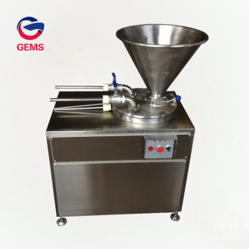 New Design Sausage Stuffer Meat Paste Extruder Machine