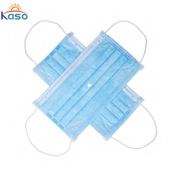 Dry Mouth Design Decorative Disposable Face Mask Distributor