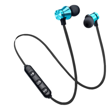 Cellphone stereo wireless bluetooth handsfree earphone