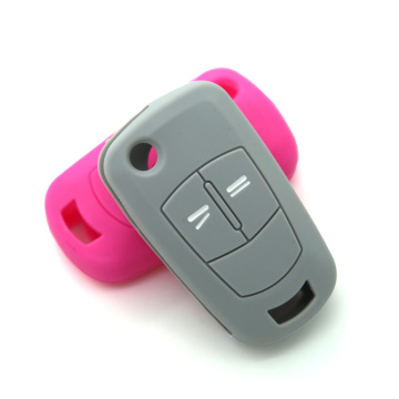 Direct factory Colorful silicone car key protective covers