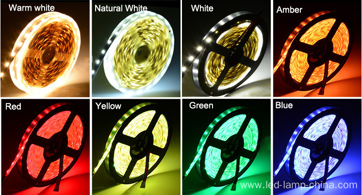 DC24V 55-60lm smd 5630 led strip