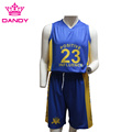 V neck sublimated basketball jersey