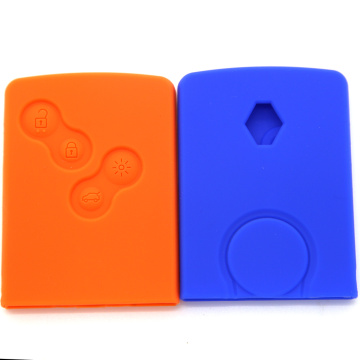 Eco-friendly Silicone Car Key replacement for Renault