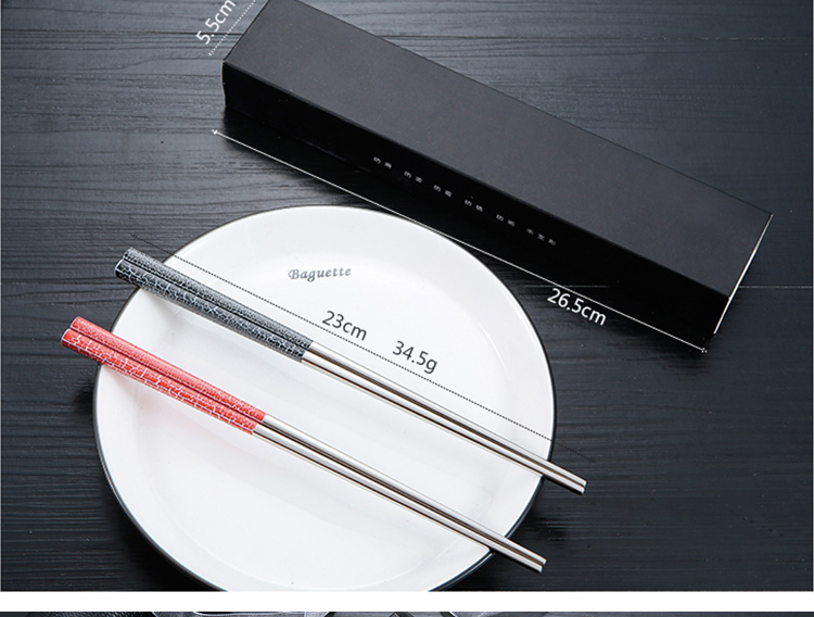304 stainless Chopsticks