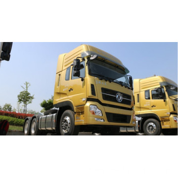 Dongfeng new tractor head truck 6x4 luxury cabin