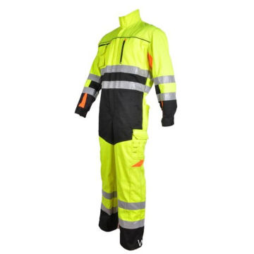 Wholesale Factory Offshore Fireproof Coveralls