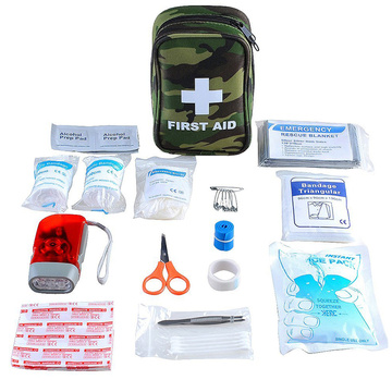 Tactical Medical Bag Outdoor First Aid Survival Kit