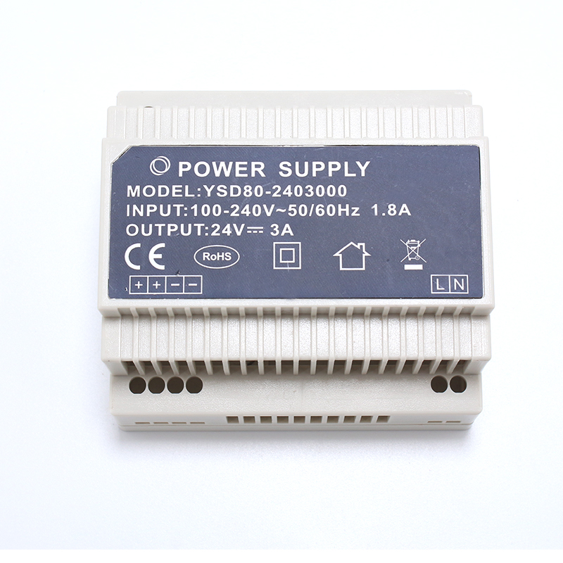 80W DIN RAIL Power Supply