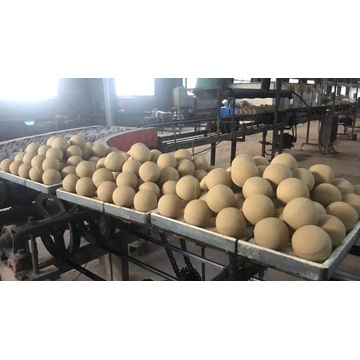 Beads Heating Resistance Grinding Ball