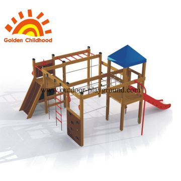 Outdoor playground balance beam clearance