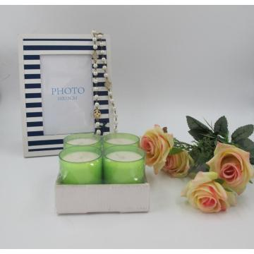 Smokeless and Clean Burning Votive Candles