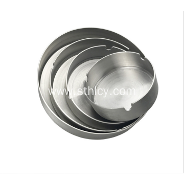 Stainless Steel Bar KTV Thicken Ashtray