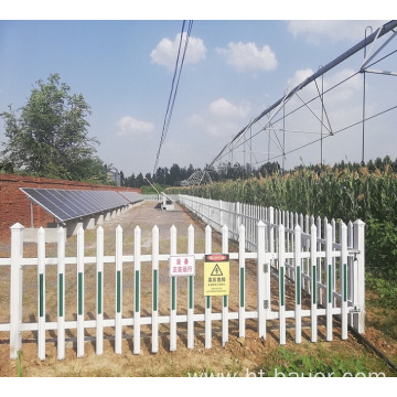 Remote and solar center pivot irrigation system