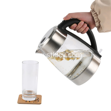 High Quality Electric Mini Stainless Steel Water Kettle