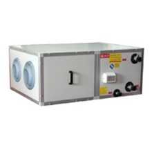 Jet flow air handling unit