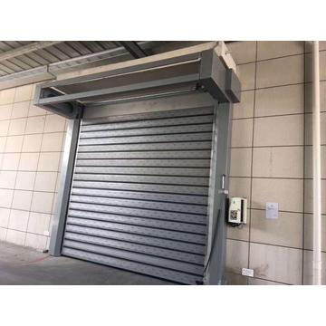 New Designing Spiral High Speed Door For Industry