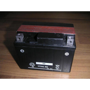 OEM Rechargable Motorcycle Batteries 12V 3Ah