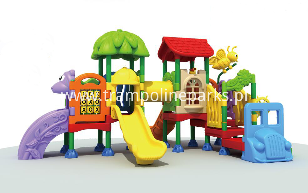 Rotation Moulding Playground