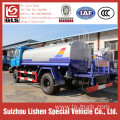Water Pump Truck Capacity 10 m3 Stainless Steel