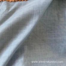 Cotton Coat like Linen Fabric