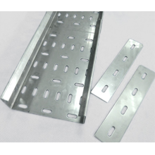 Aluminum Alloy Steel Punching Type Cable Tray