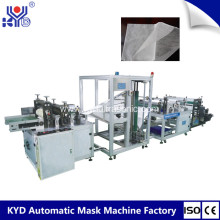 Nonwoven Pillow Case Machine With Ultrasonic
