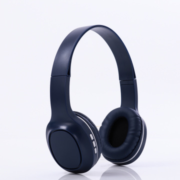 Bluetooth TF Card Stylish Headphone Tanpa Mikrofon