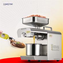Oil press machine Stainless steel Peanut Oil presser for sesame/Melon seeds/Rapeseed/flax/walnut Olives oil pressers YF-J503-1