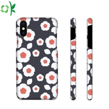 Newest Printed Flower PC Phone Case for Sale