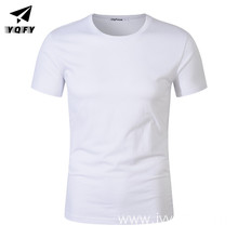 Round collar design polo shirt 100% cotton