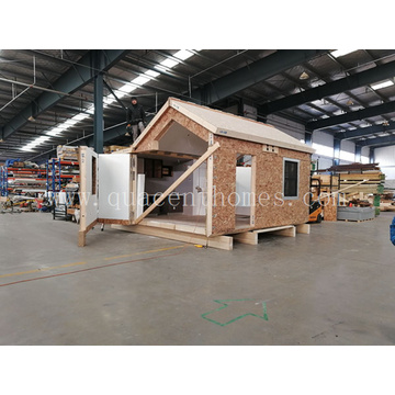 Prefabricated SIPs Foldable House