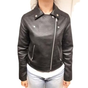 Motorcycle Sexy Ladies Autumn Pu Jackets