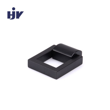 drawer ring pulls hardware Matt black