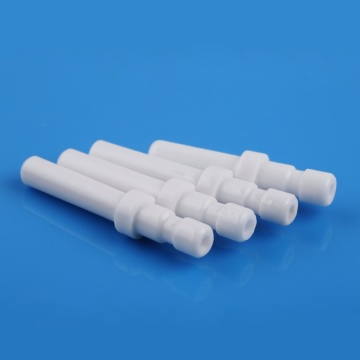 High voltage spark plug ceramic insulator