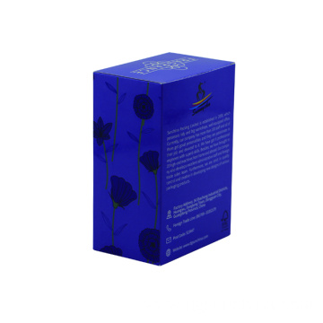 Purple blue makeup boxes skincare boxes