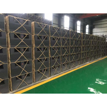 blast furnace carbon anode block