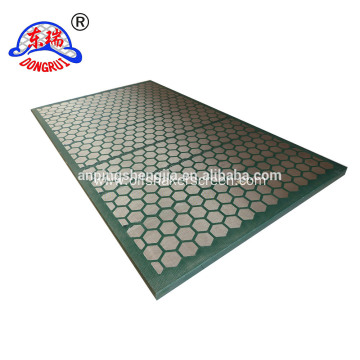 kemtron shale shaker screen for oil equipment
