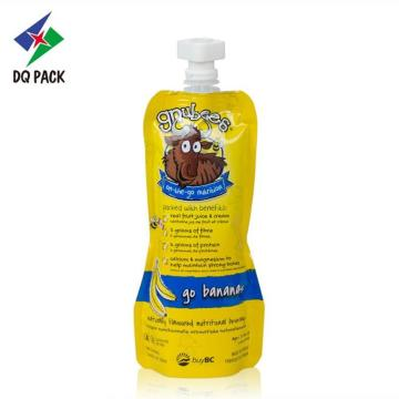 Spout Pouch Doypack With Spout Liquid Packaging