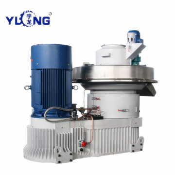 Yulong XGJ560 Timber Pellet Machine