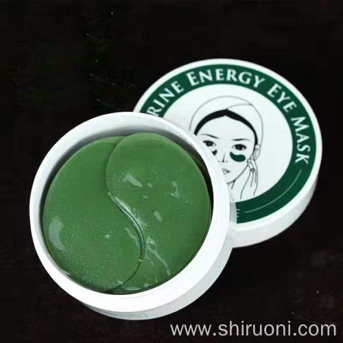 Eyes Bag Remove Green Seaweed Eye Mask