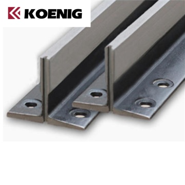High Precision lift Guide Rails for Elevator