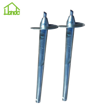 Helical Ground Screw Piles for Houses