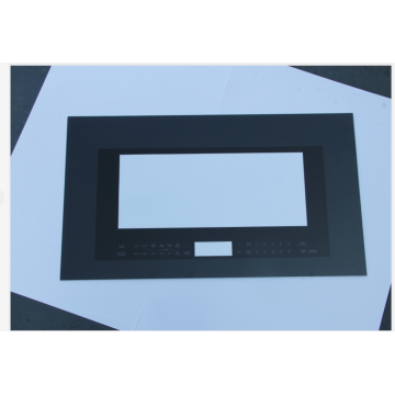 Microwave Oven Door Low Iron Ultra Tempered Glass