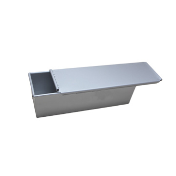 Aluminized Steel Strapped Bread Pan