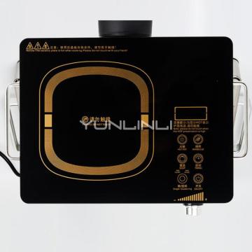 Electric Ceramic Stove 220V Induction Cooker Single-burner Radiant Cooker ZY-20A3