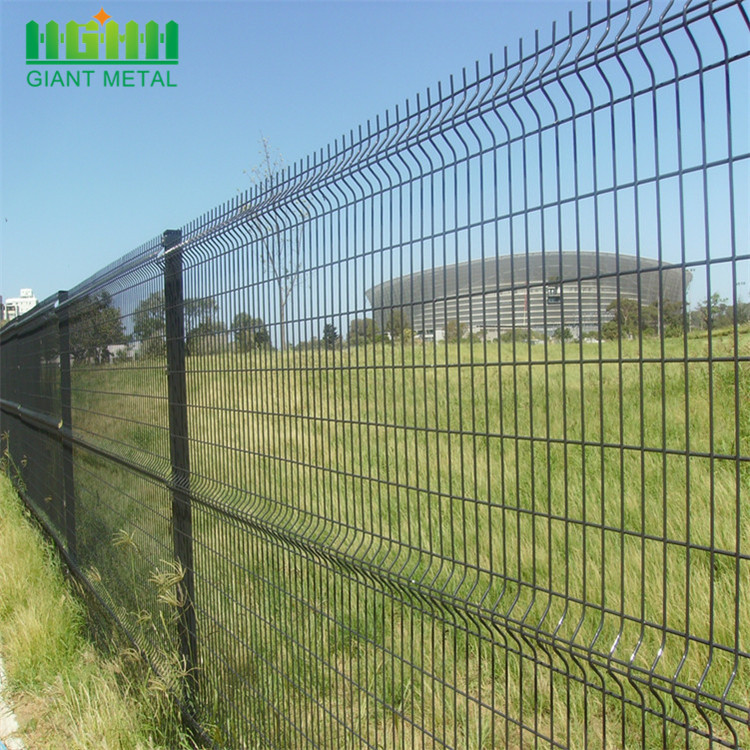 Cheap Metal Fence Panel 3D Folding Mesh Fence